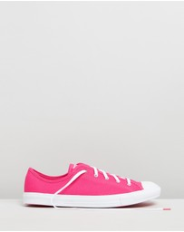 Converse - Chuck Taylor All Star Dainty Iridescent Sneakers - Women's