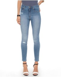 Abrand - A. High High Skinny Jeans