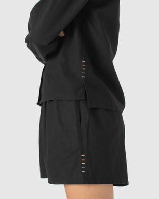 Cools Club LS Shirt - Tops (Black)