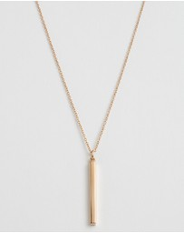 Kirstin Ash - Coordinates Bar Necklace