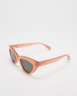 Local Supply AMS   Polarised - Sunglasses (Polished Coral)