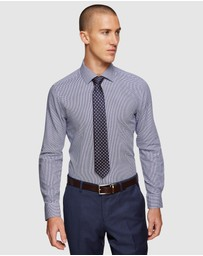 Oxford - Beckton Houndstooth Shirt