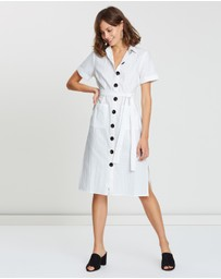 Atmos&Here - ICONIC EXCLUSIVE - Lola Shirt Dress