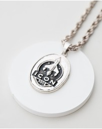Icon Brand - Blast Off Necklace