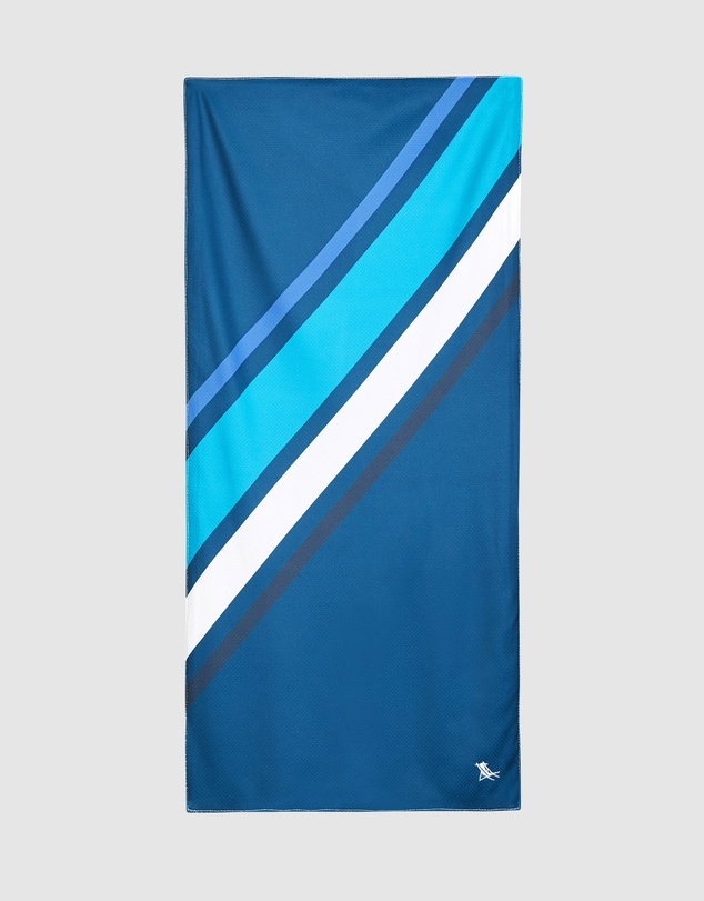 Men Cooling Towel 100% Recycled Go Faster Collection