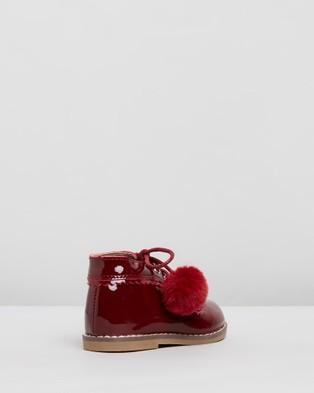 Anchor & Fox - Kingston Boots Kids (Plum)