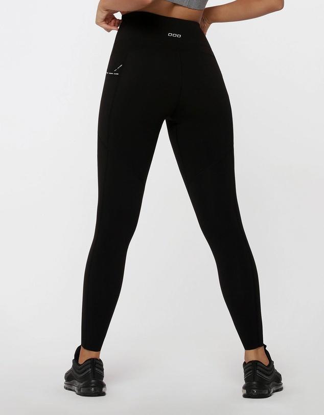 Women No Ride Booty Pocket Full Length Leggings