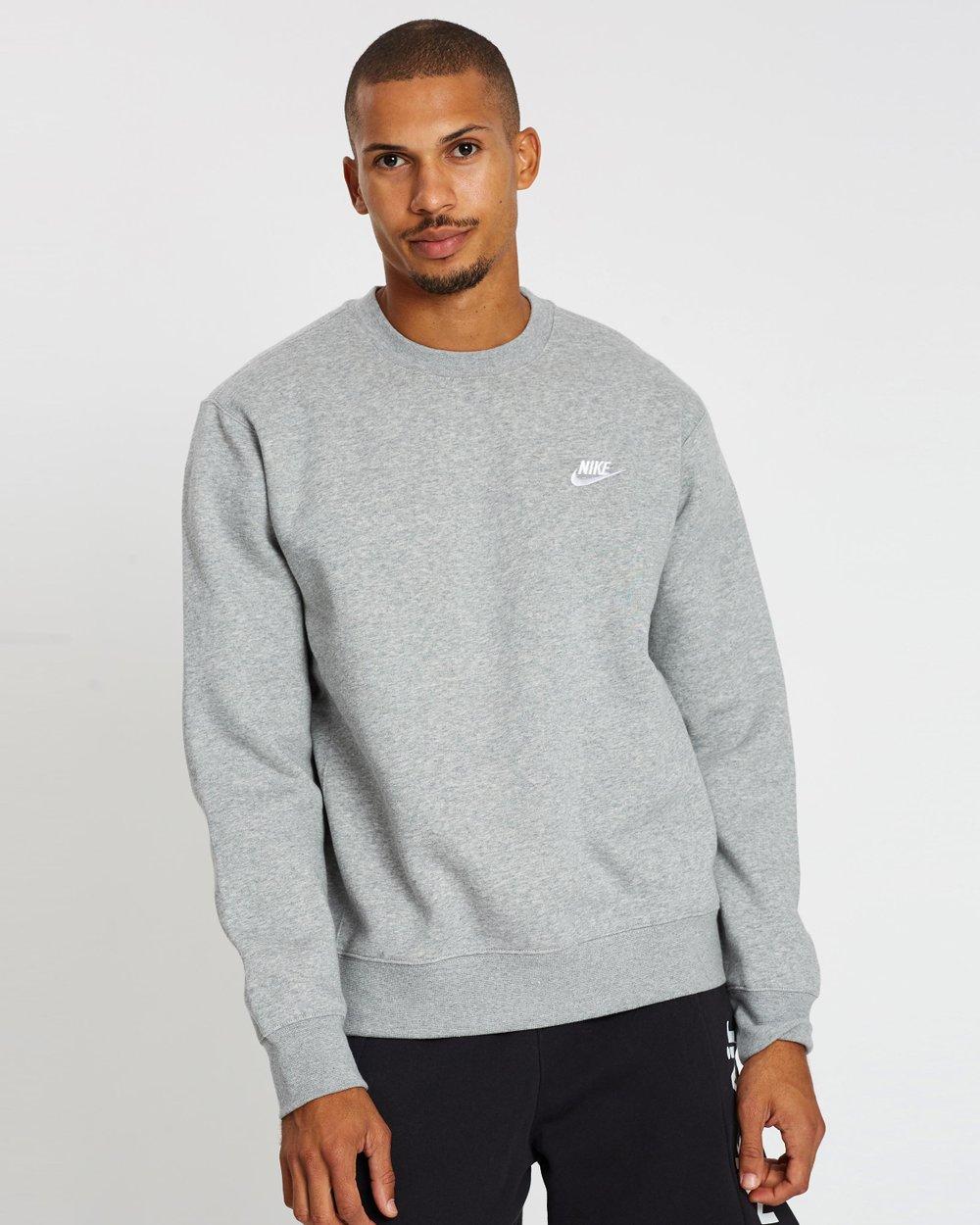 Subtropical Productivo Presta atención a  Club Crew Sweatshirt by Nike Online   THE ICONIC   Australia