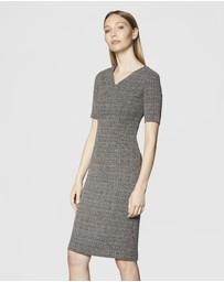 ARIS - Twill Midsleeve Dress