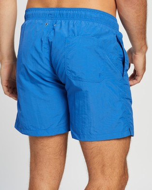 Gant Basic Swim Shorts Classic Fit - Swimwear (Nautical Blue)