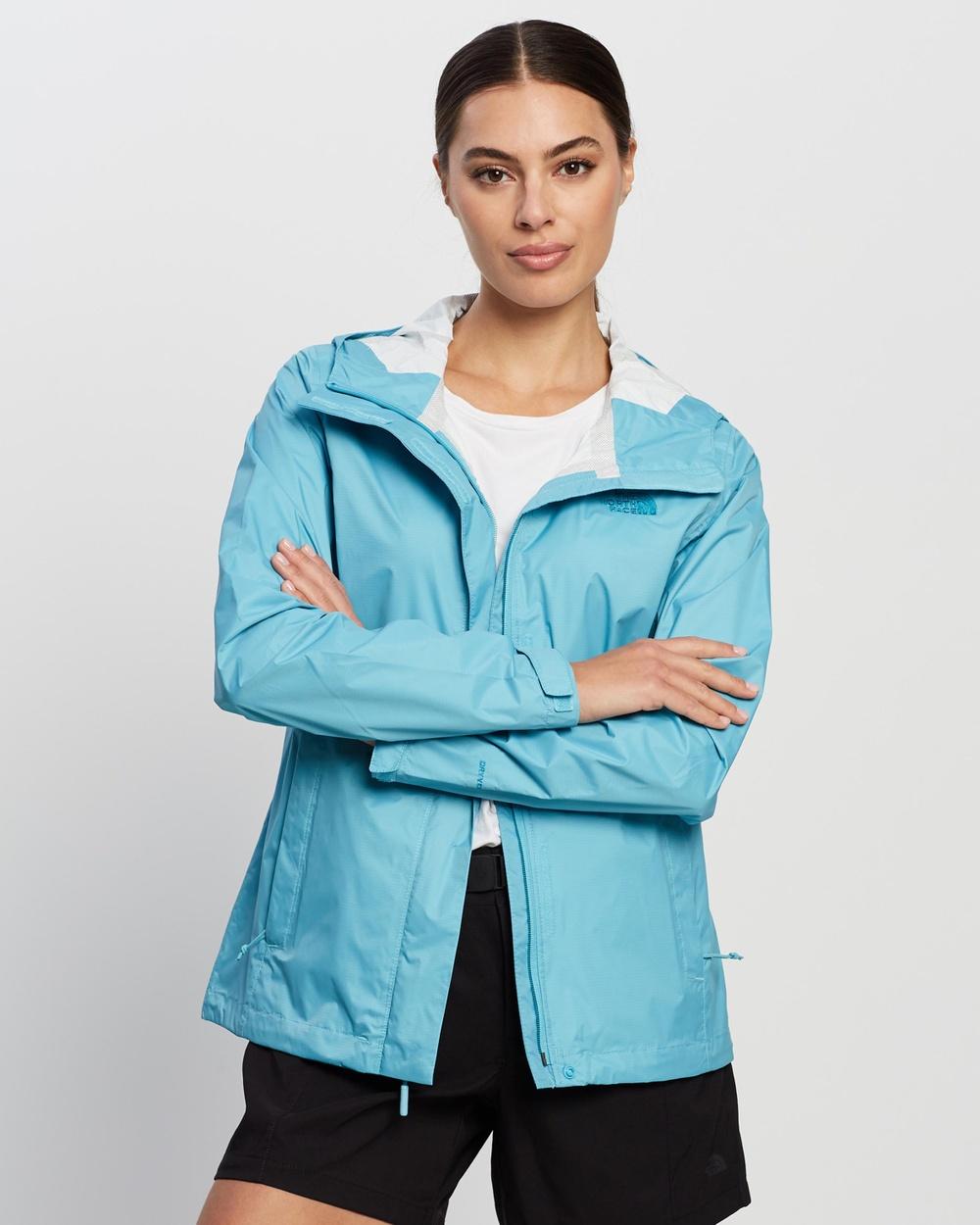 The North Face Venture 2 Jacket Coats & Jackets Maui Blue