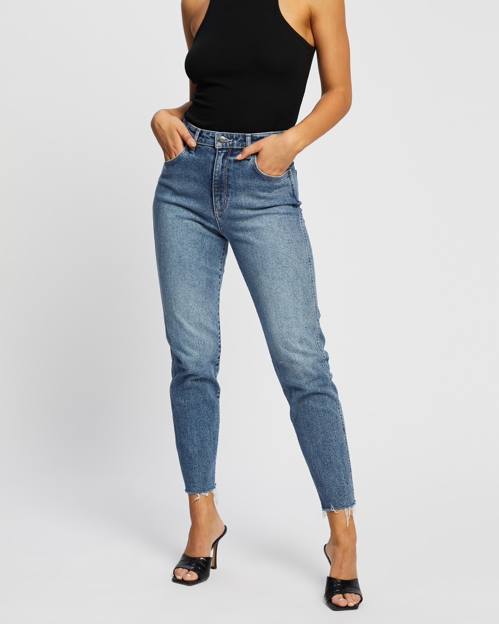 Wrangler Drew Jeans Slim Heavy Dew Australia