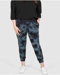 Love Your Wardrobe - Carly Tie Dye Joggers