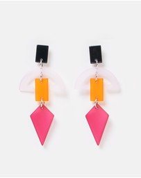 Izoa - Figura Earrings