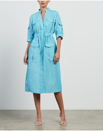 KITX - Linen Safari Dress