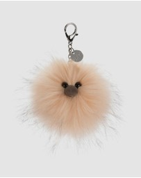 Jellycat - Peachy Bag Charm