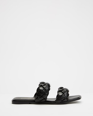 Alias Mae Turner - Sandals (Black Leather)