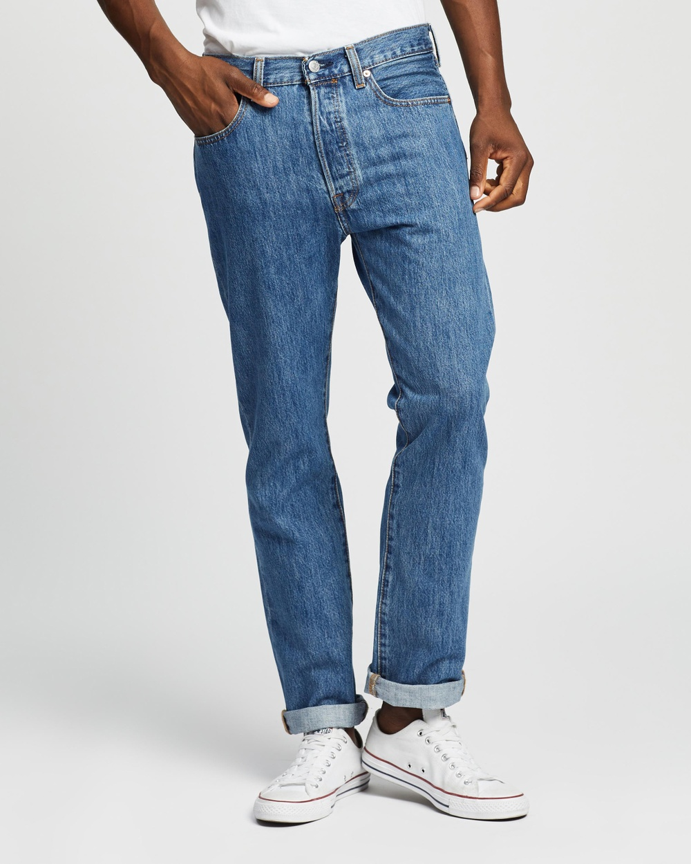 Levi's 501® Original Jeans Medium Stonewash