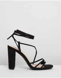 Billini - Viva Strappy Block Heels