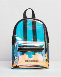 Abercrombie & Fitch - Mini Transparent Backpack