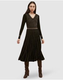 Ginger & Smart - Meridian Knit Dress