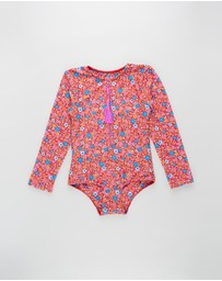 Coco & Ginger - One-Piece Rash Suit - Kids-Teens