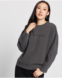 All About Eve - Eve Washed Sweater