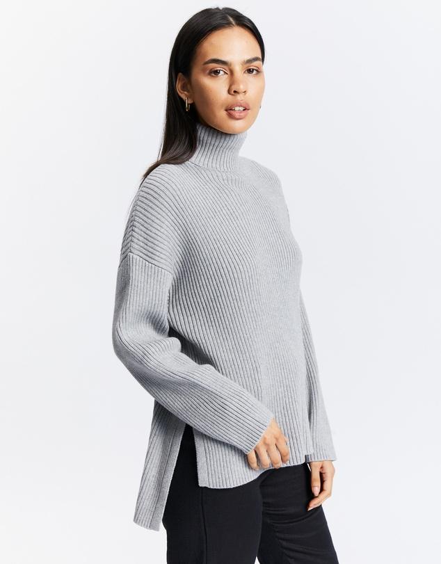 Women Organic Cotton & Cashmere Jumper