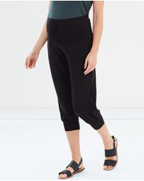 Bamboo Body - Summer Slouch Pants