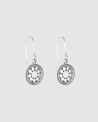 Najo Trail Earrings - Jewellery (Silver)
