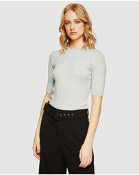 Oxford - Tess Rib Knit
