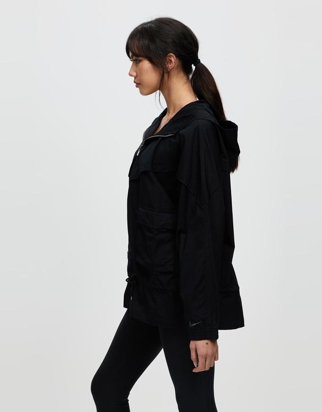 Women Icon Clash Woven Jacket
