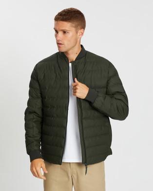 RAINS Trekker Jacket - Coats & Jackets (Green)