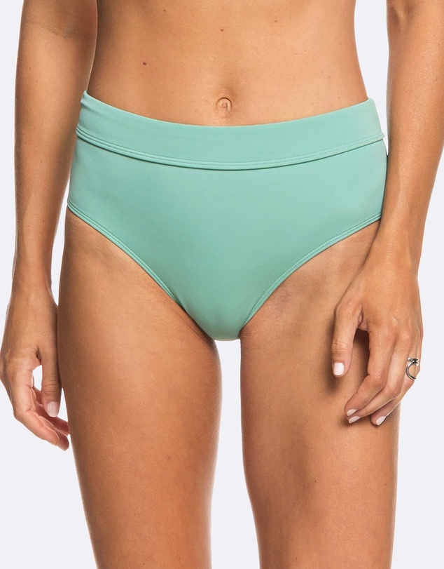 Roxy - Womens Beach Basic Mid Waist Separate Bikini Pants