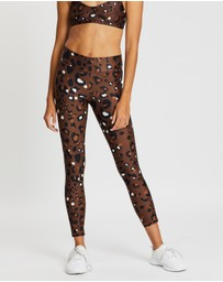 The Upside - Leopard Midi Pants