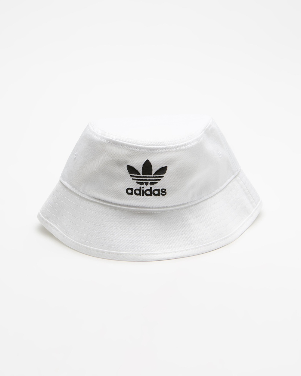 adidas Originals Adicolour Bucket Hat Hats White