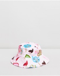 Penny Scallan - Chirpy Bird Hat - Kids