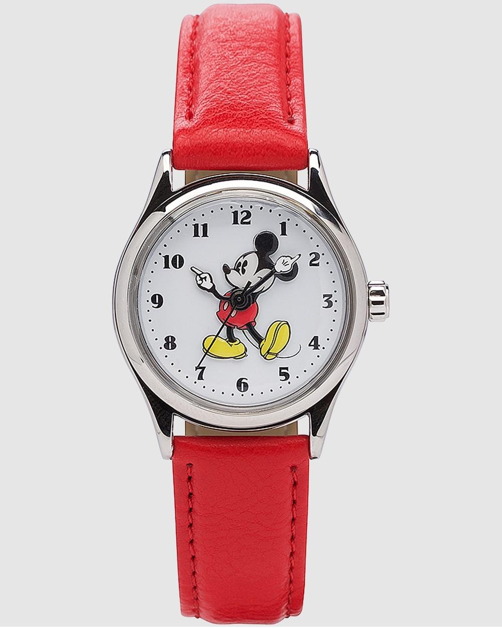Disney Original Mickey Red Watch Watches Red