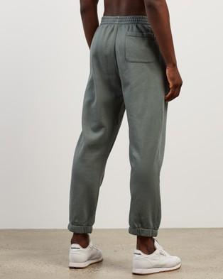 Stussy Graffiti Trackpants - Sweatpants (Dirty Green)