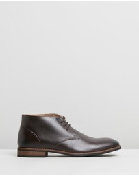Double Oak Mills - Christopher Leather Boots