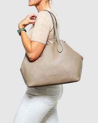 Louenhide Bickle - Handbags (Taupe)