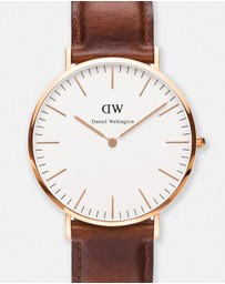 Daniel Wellington - Classic St Mawes Rose Gold 40mm