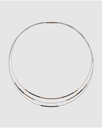 Skagen - Ellen Two Tone Necklace