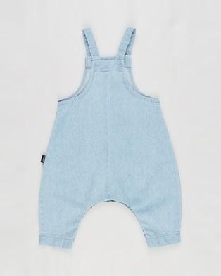 Bonds Baby Denim Overalls   Babies - Sleeveless (Summer Blue)