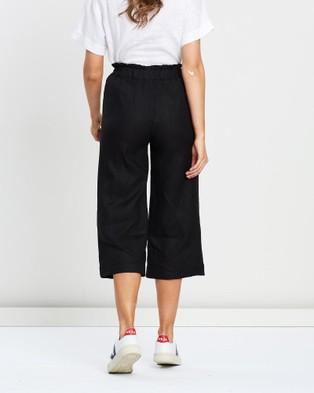 White By FTL Micah Pants - Pants (Black)