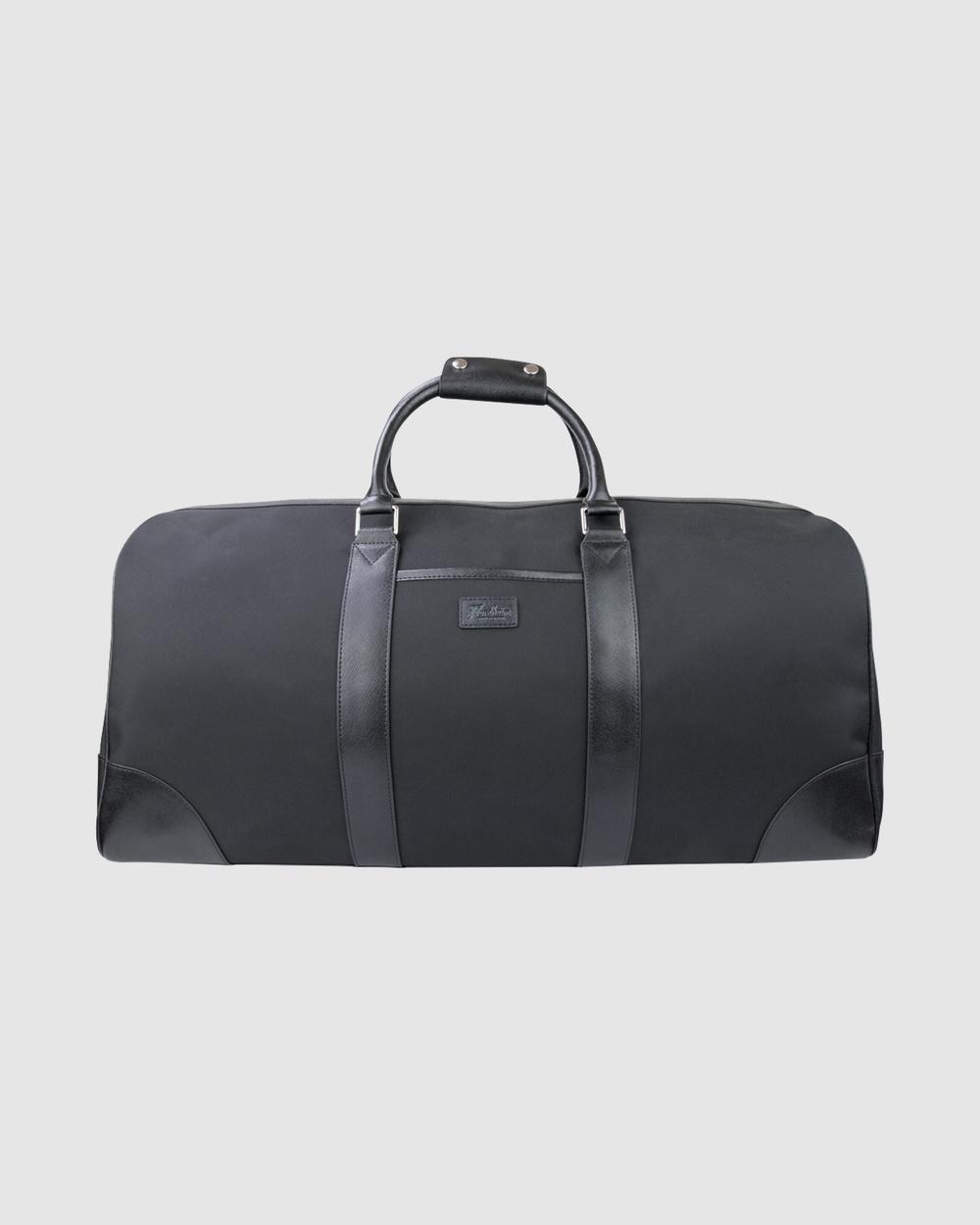 Florsheim Foxwood Overnight Bag Bags Black