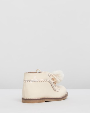 Anchor & Fox Kingston Boots   Kids - Boots (Cream)