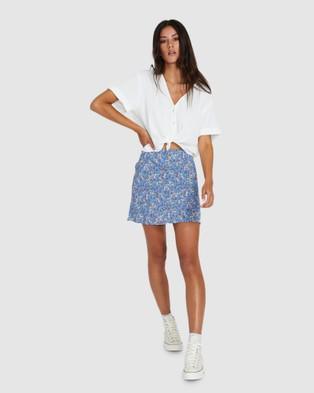 Insight Arizona Shirt - Tops (WHITE)
