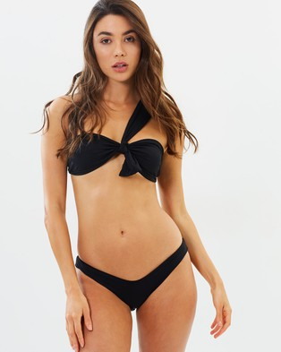 Lioness – The Sophia Bikini Set – Bikini Set Black