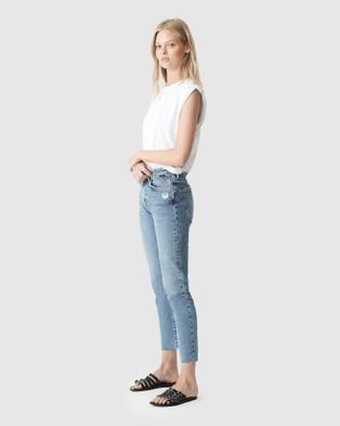 Mavi Viola Jeans - Slim (Indigo Blue Denim)